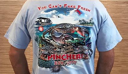 Pinchers_T-Shirt_Light_Blue