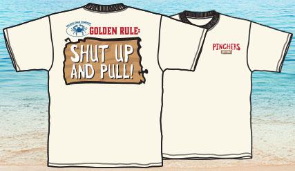 Pinchers_T-Shirt_White